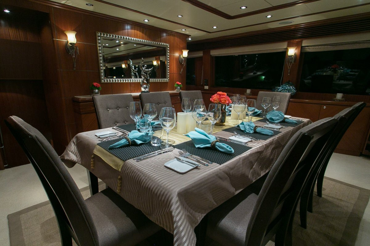 Power Yacht 'Power', 10 PAX, 5 Crew, 108.00 Ft, 32.00 Meters, Built 2006, Hargrave, Refit Year 2018