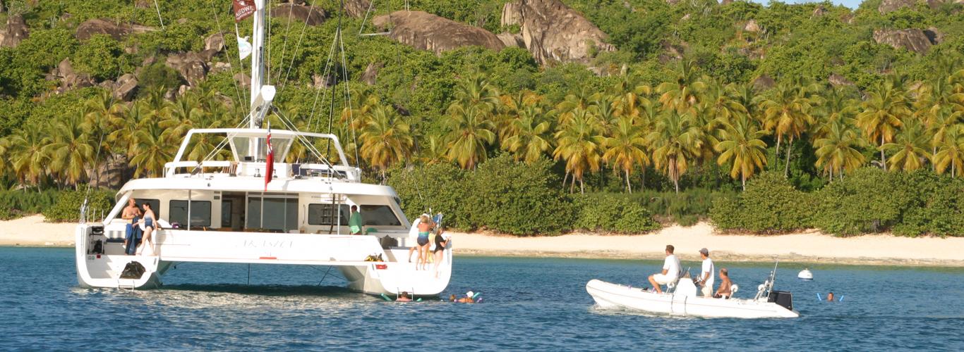 Catamaran Charter Sail
