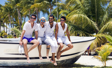 LGBT & Gay Friendly Yacht Charters