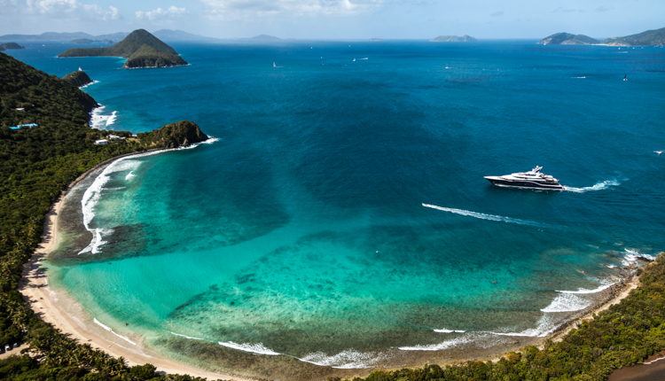 Virgin Islands Yacht Charter Bay