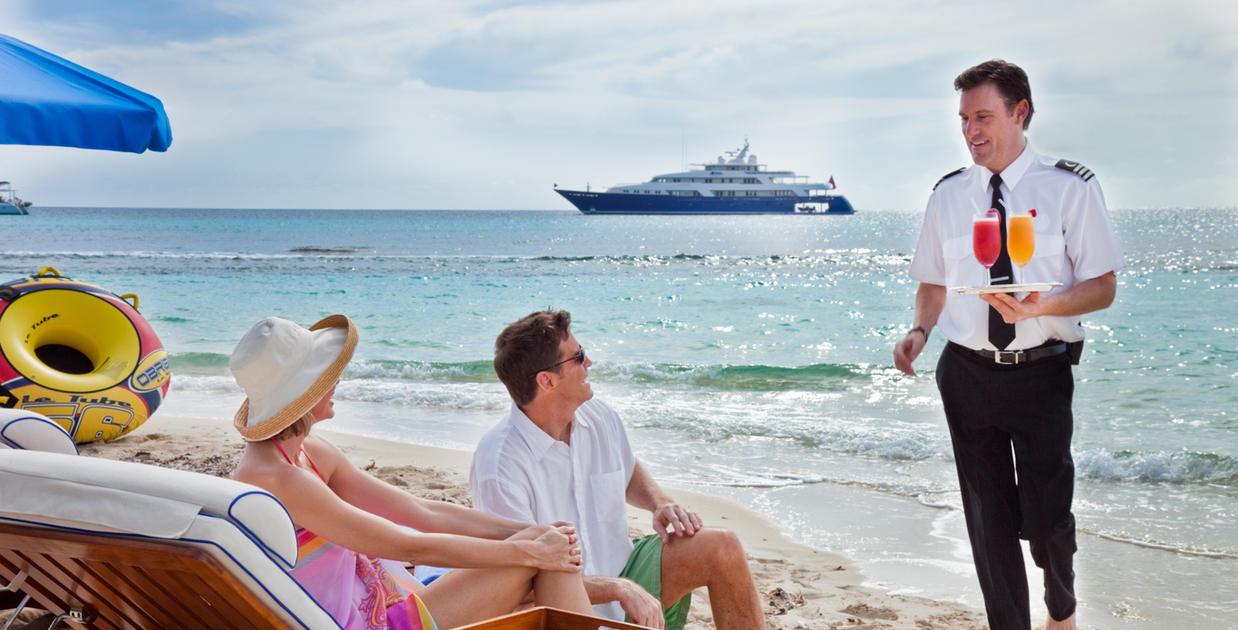 tips for couples on a luxury yacht charter