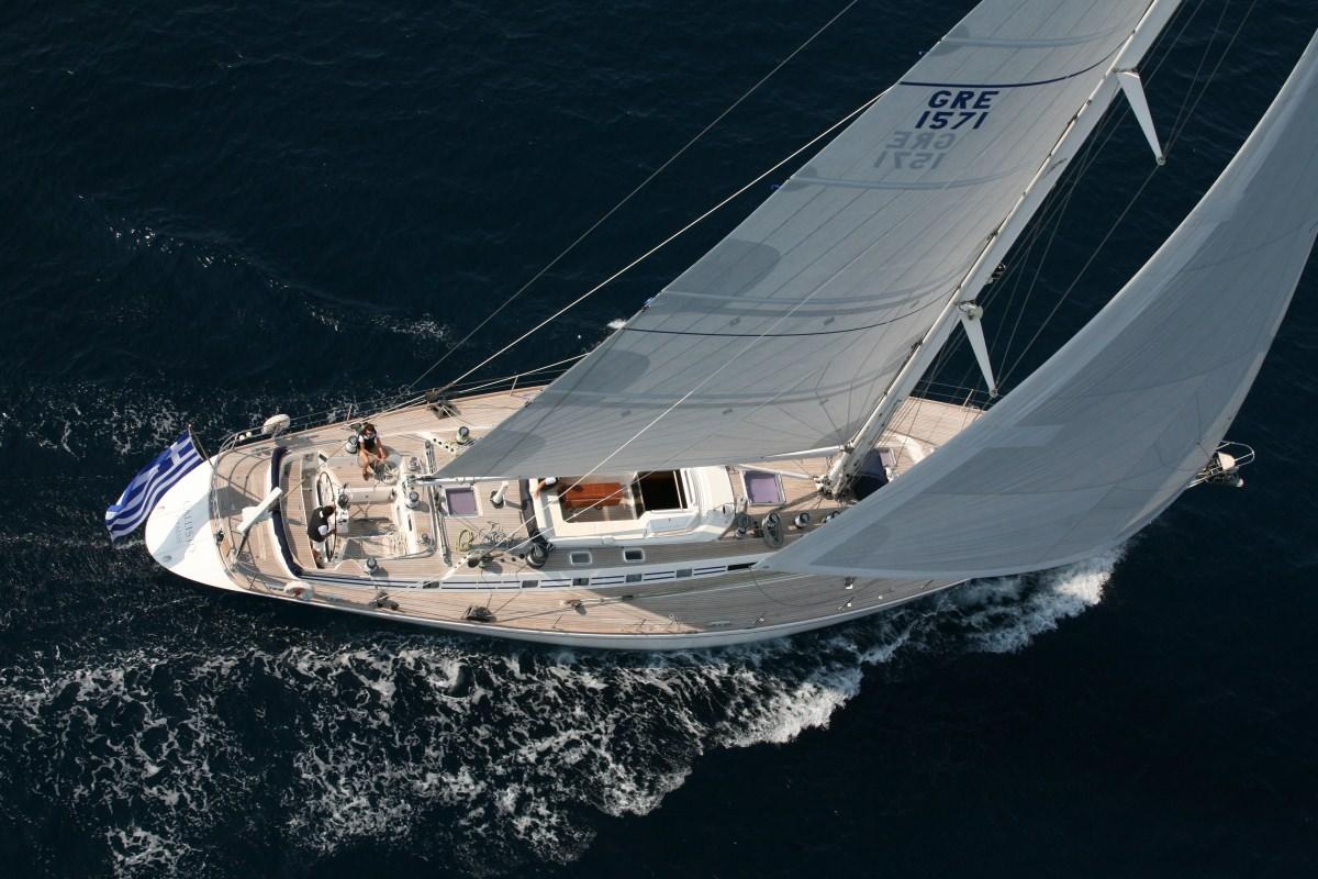 Sail Yacht 'Sail', 6 PAX, 4 Crew, 80.00 Ft, 24.00 Meters, Built 1995, SWAN, Refit Year 2011