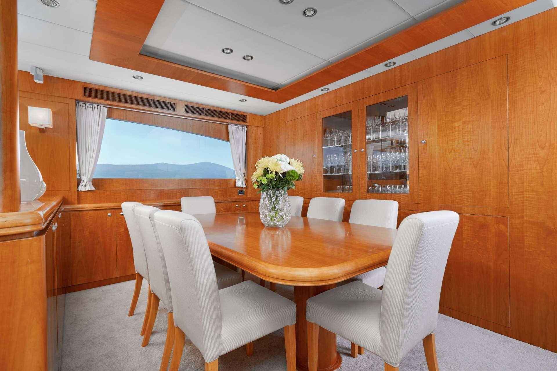 Power Yacht 'Power', 10 PAX, 5 Crew, 97.00 Ft, 29.00 Meters, Built 2009, Horizon, Refit Year 2018