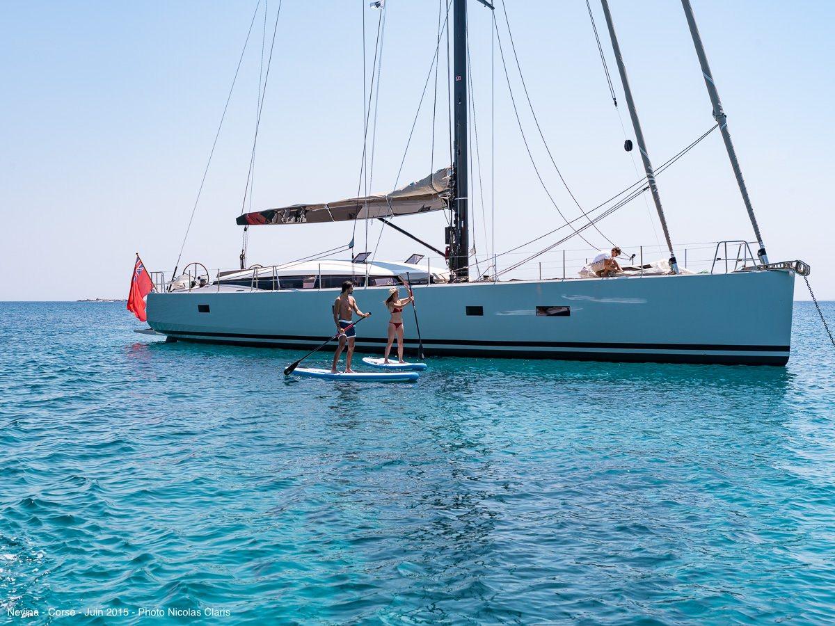 Sail Yacht 'Sail', 6 PAX, 3 Crew, 76.00 Ft, 23.00 Meters, Built 2015, CNB Bordeaux, Refit Year