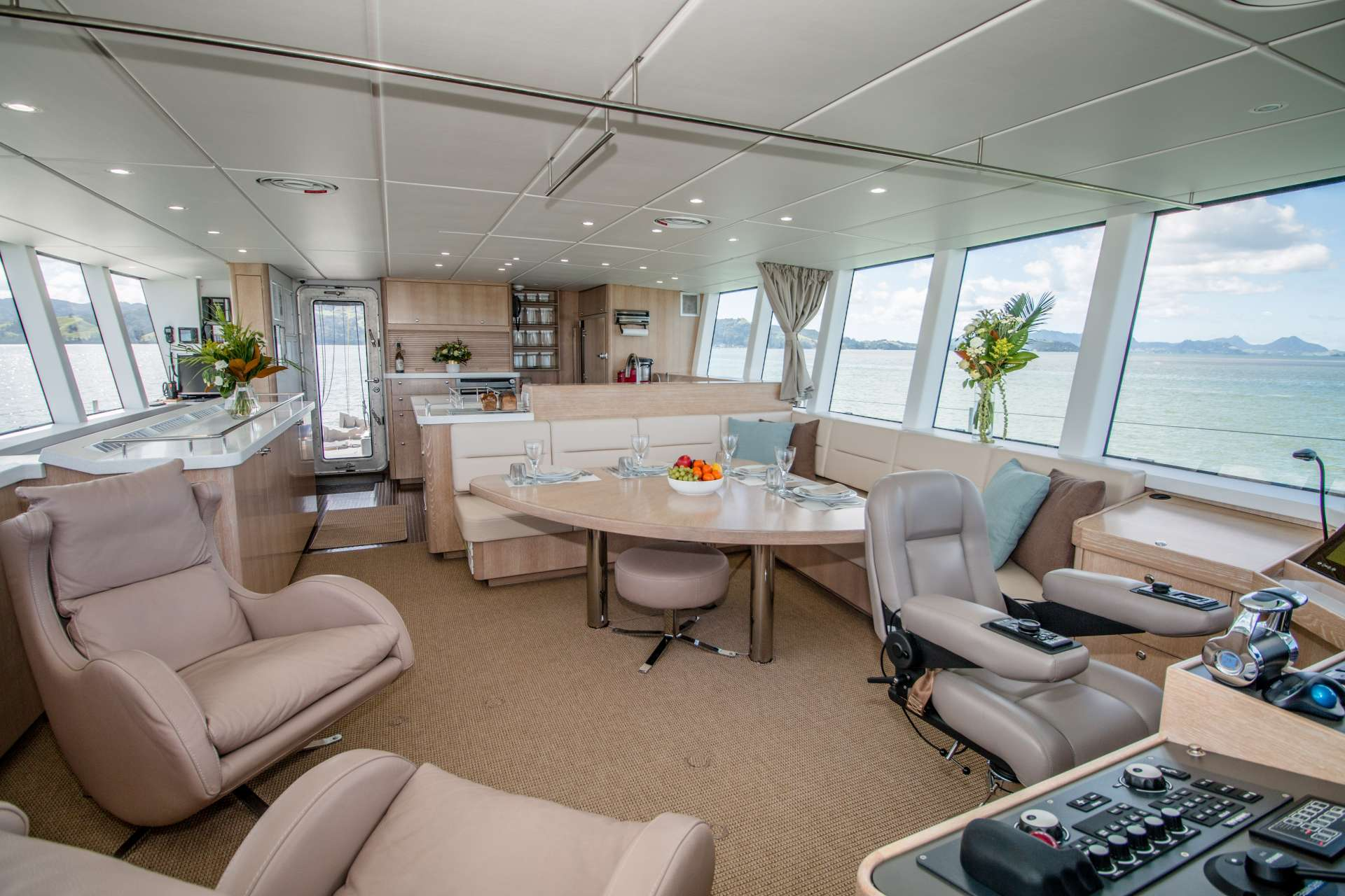 Power Yacht 'Power', 6 PAX, 3 Crew, 78.00 Ft, 23.00 Meters, Built 2017, Custom, Refit Year