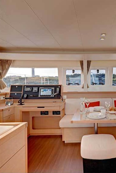 Cat Yacht 'Cat', 8 PAX, 1 Crew, 45.82 Ft, 13.97 Meters, Built 2012, Lagoon, Refit Year 2017