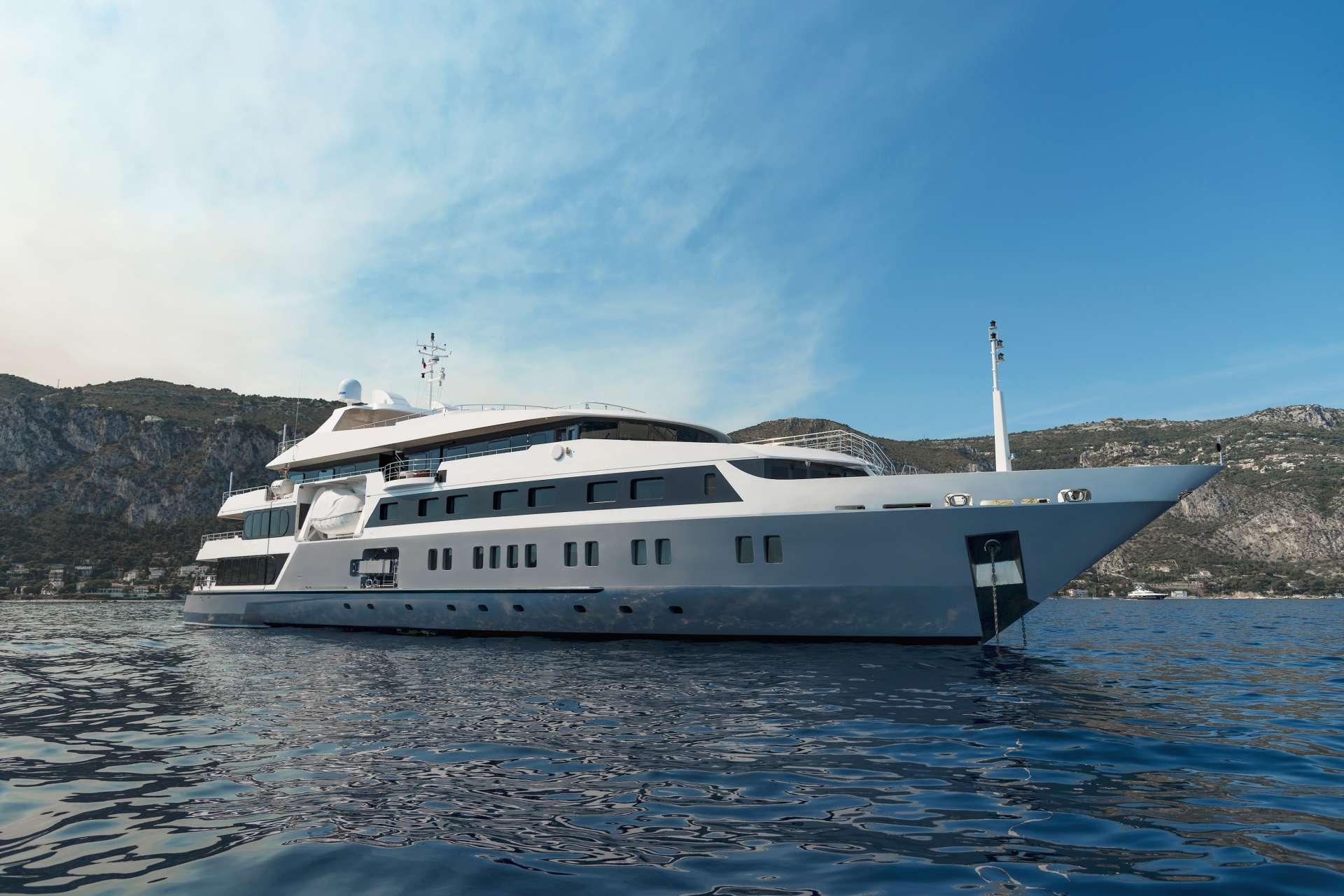 Power Yacht 'Power', 30 PAX, 30 Crew, 236.00 Ft, 72.00 Meters, Built 2004, Austal/Oceanfast, Refit Year 2017