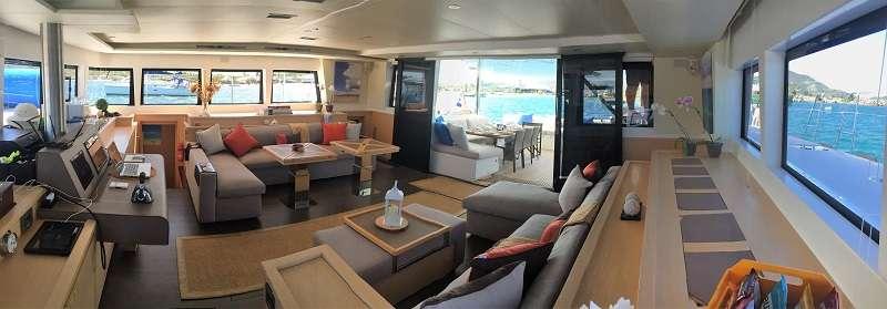 Cat Yacht 'Cat', 8 PAX, 3 Crew, 62.00 Ft, 18.00 Meters, Built 2019, Lagoon, Refit Year