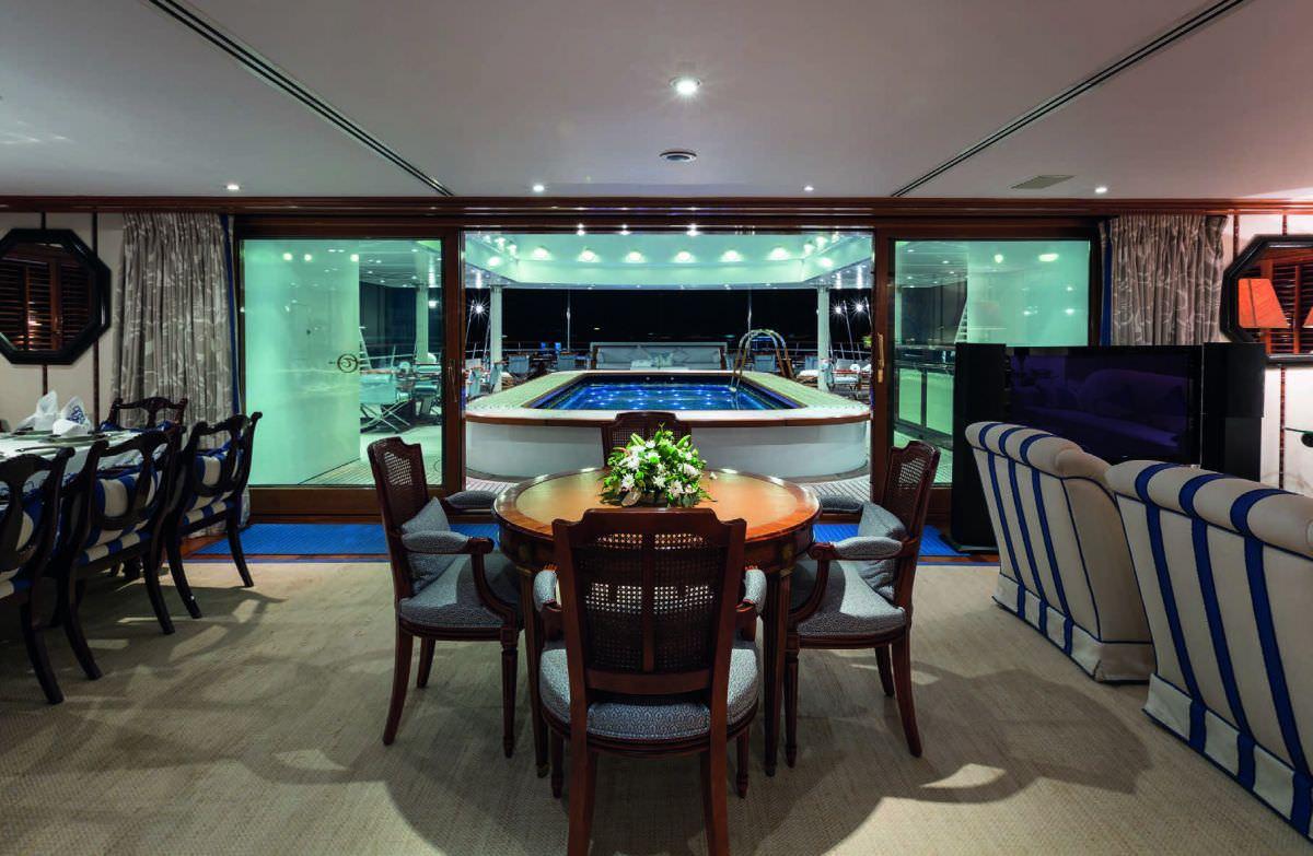 Power Yacht 'Power', 12 PAX, 29 Crew, 263.00 Ft, 80.00 Meters, Built 1990, Blohm & Voss, Refit Year 2018