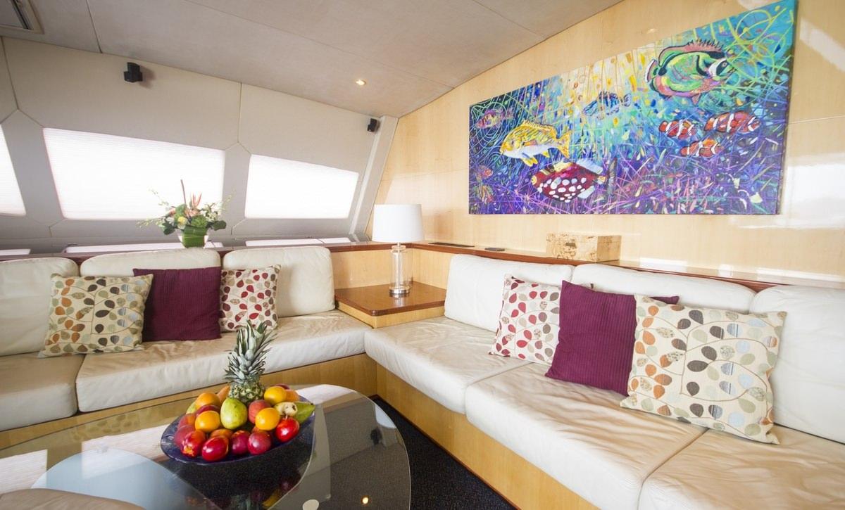 Cat Yacht 'Cat', 10 PAX, 4 Crew, 75.00 Ft, 23.00 Meters, Built 2008, Matrix Yachts, Refit Year 2018