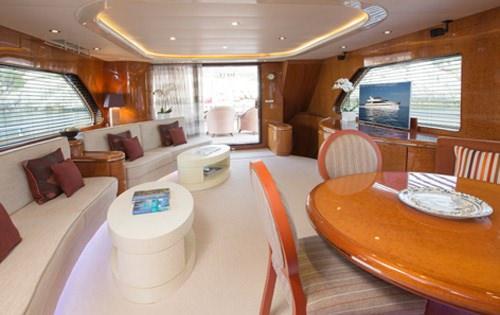 Power Yacht 'Power', 8 PAX, 4 Crew, 82.00 Ft, 25.00 Meters, Built 1999, Horizon, Refit Year 2007, 2013