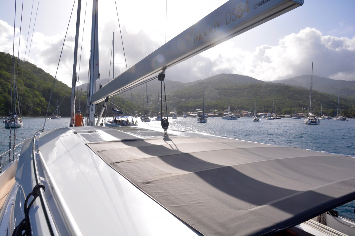 Sail Yacht 'Sail', 6 PAX, 2 Crew, 56.00 Ft, 17.00 Meters, Built 2014, MOODY, Refit Year