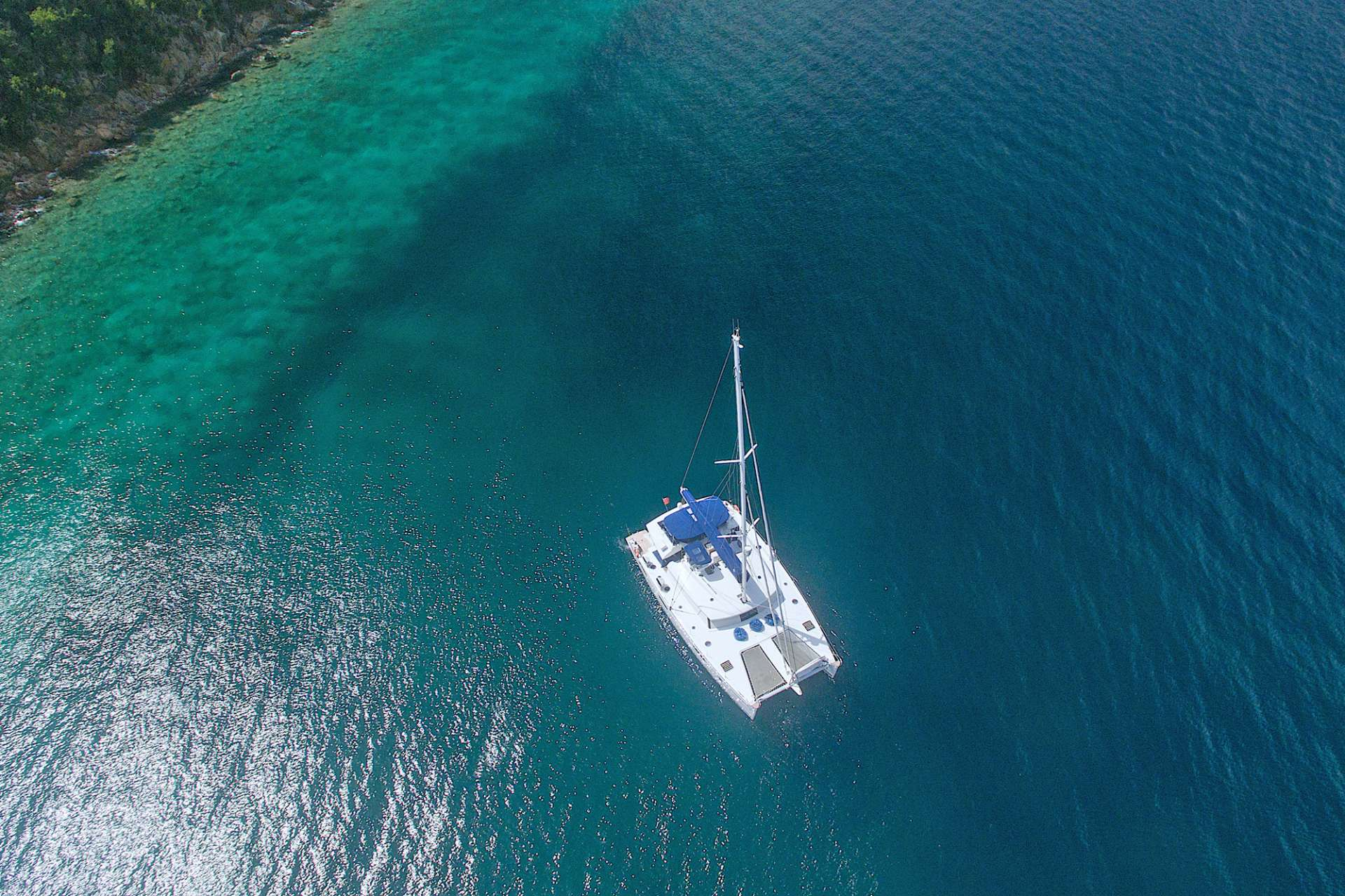 Cat Yacht 'Cat', 10 PAX, 3 Crew, 67.00 Ft, 20.00 Meters, Built 2017, Fountaine-Pajot, Refit Year New larger tender June 2019