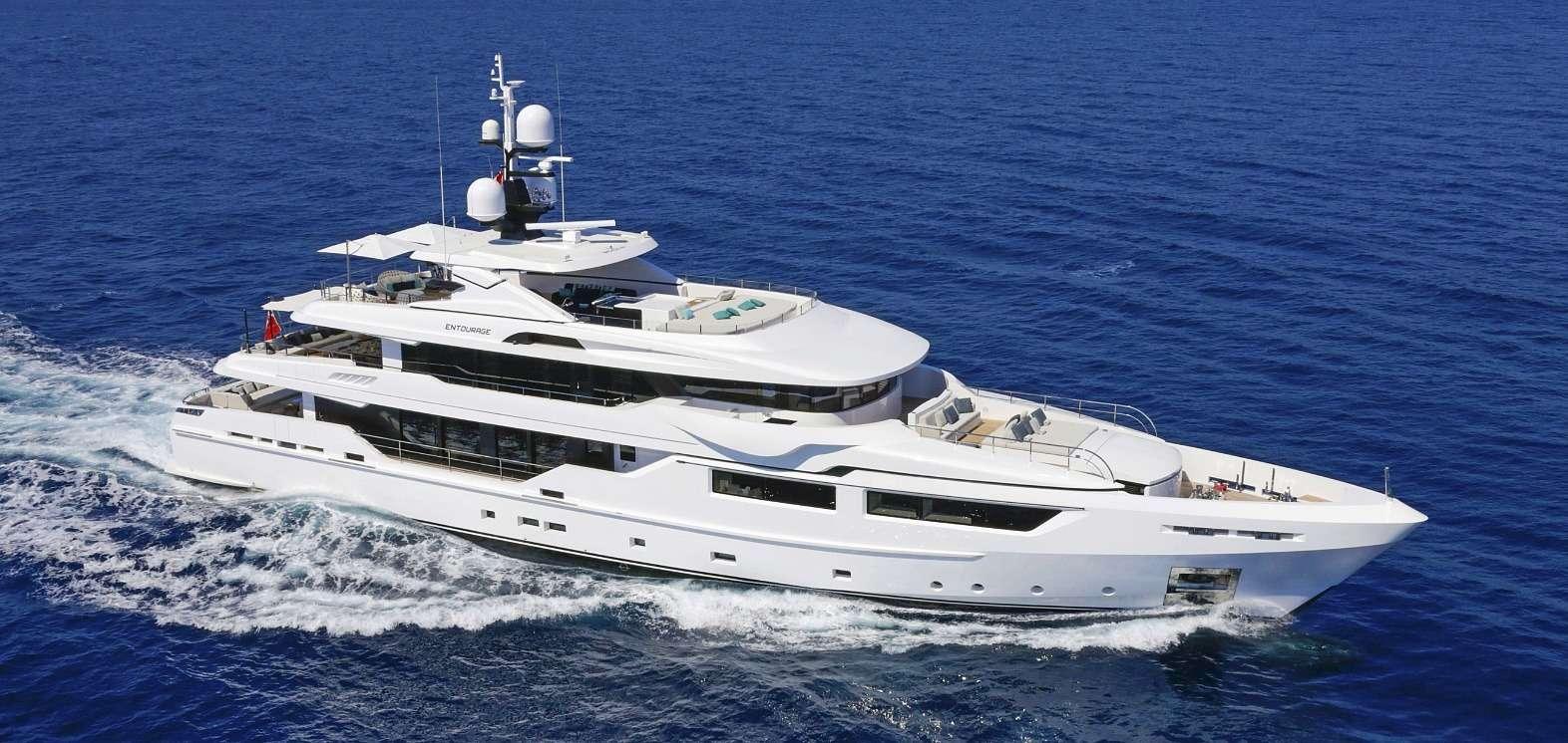 Power Yacht 'Power', 12 PAX, 9 Crew, 152.00 Ft, 46.00 Meters, Built 2014, Admiral Marine, Refit Year