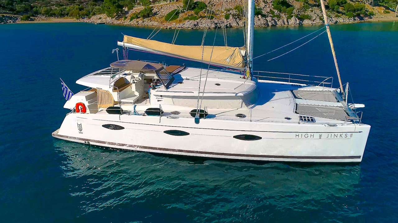 Cat Yacht 'Cat', 10 PAX, 3 Crew, 58.00 Ft, 17.00 Meters, Built 2013, Fountaine-Pajot, Refit Year 2017