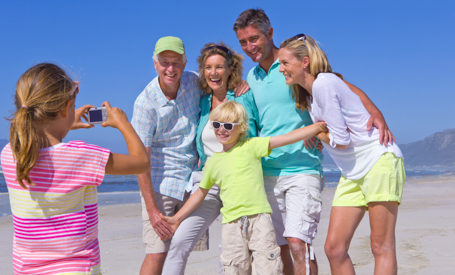Inter Generational Trips & Family Reunion Cruises