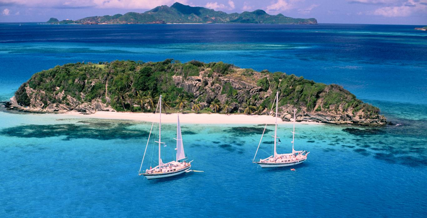 ESCAPE TO YOUR OWN PRIVATE ISLAND