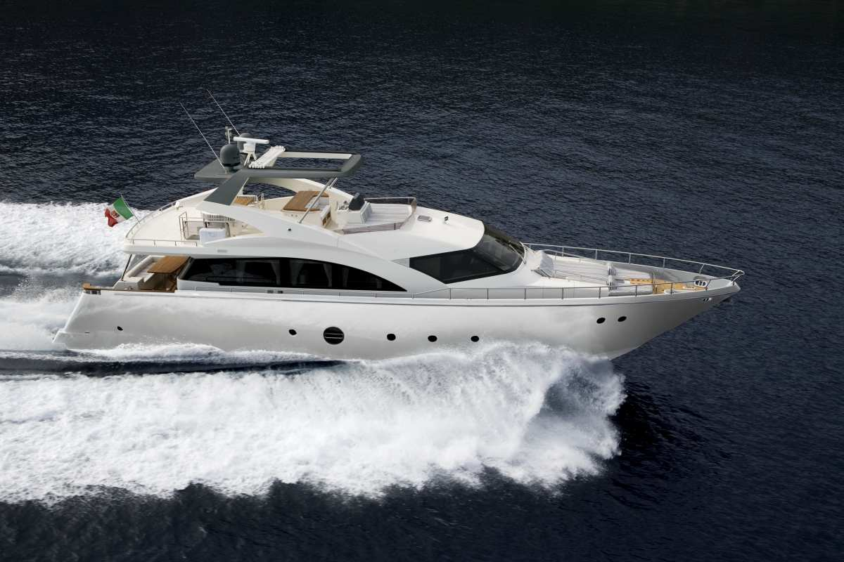 Power Yacht 'Power', 10 PAX,  Crew, 78.72 Ft, 24.00 Meters, Built 2009, AICON, Refit Year 2016