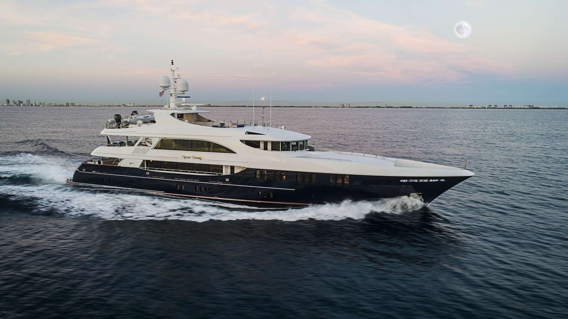 Power Yacht 'Power', 11 PAX, 9 Crew, 157.00 Ft, 47.00 Meters, Built 2006, Trinity Yachts, Refit Year 2018