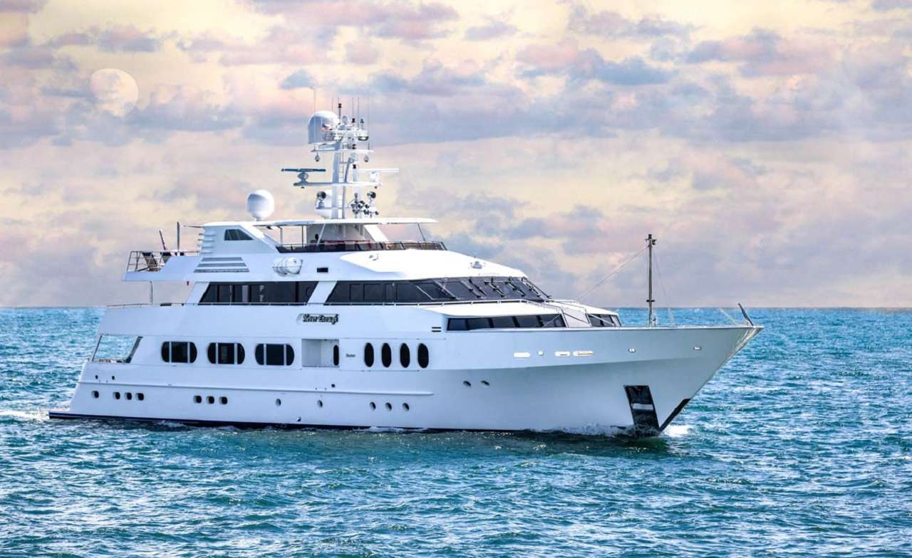 Power Yacht 'Power', 10 PAX, 7 Crew, 140.00 Ft, 42.00 Meters, Built 1992, Feadship, Refit Year 2017