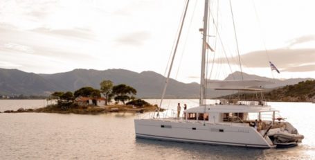 Altesse - 56' Lagoon Catamaran Charter in the BVI