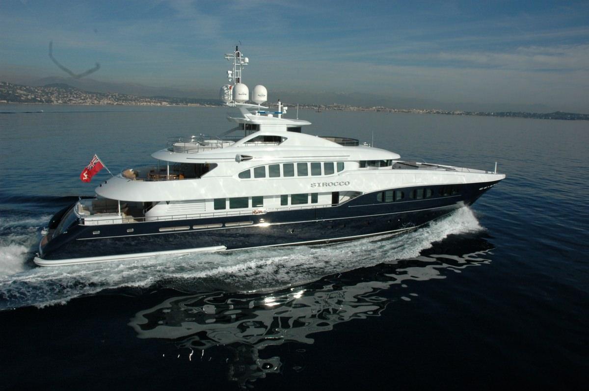 Power Yacht 'Power', 12 PAX,  Crew, 154.00 Ft, 47.00 Meters, Built 2006, Heesen, Refit Year 2015