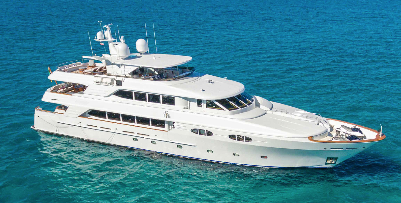 12-person Bahamas Motor Yacht Charter - TCB