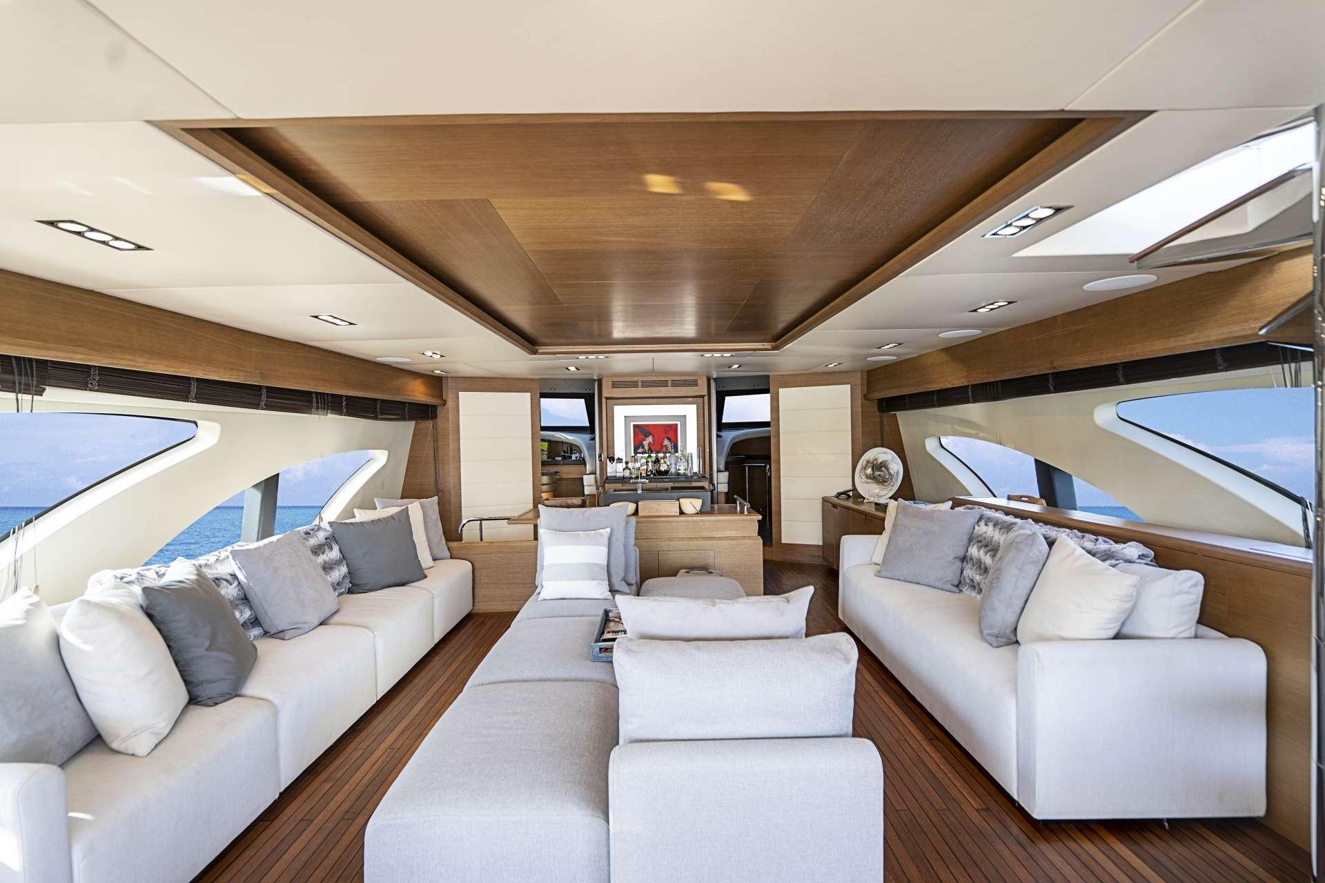 Power Yacht 'Power', 8 PAX, 5 Crew, 100.00 Ft, 30.49 Meters, Built 2010, Azimut, Refit Year 2016