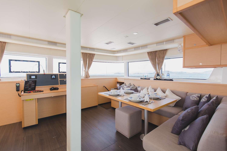 Cat Yacht 'Cat', 10 PAX, 2 Crew, 52.00 Ft, 15.00 Meters, Built 2018, Lagoon, Refit Year