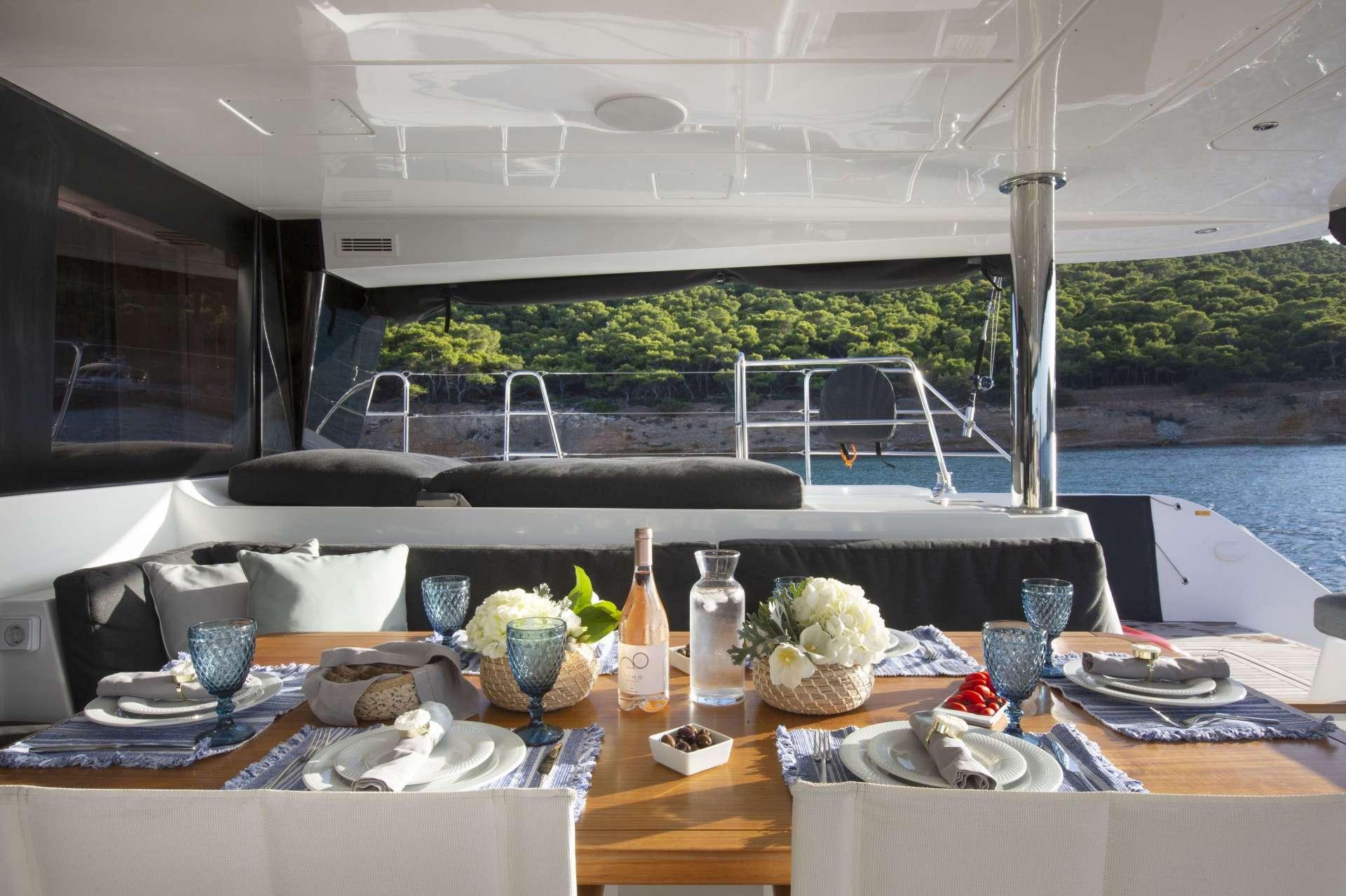 Cat Yacht 'Cat', 10 PAX, 3 Crew, 62.00 Ft, 18.00 Meters, Built 2019, Lagoon, Refit Year