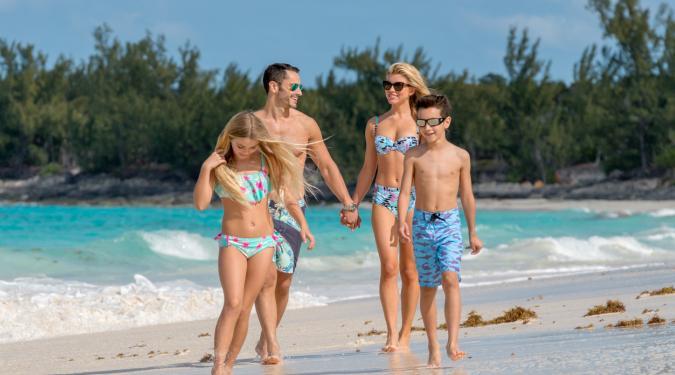 Bahamas family yacht charter