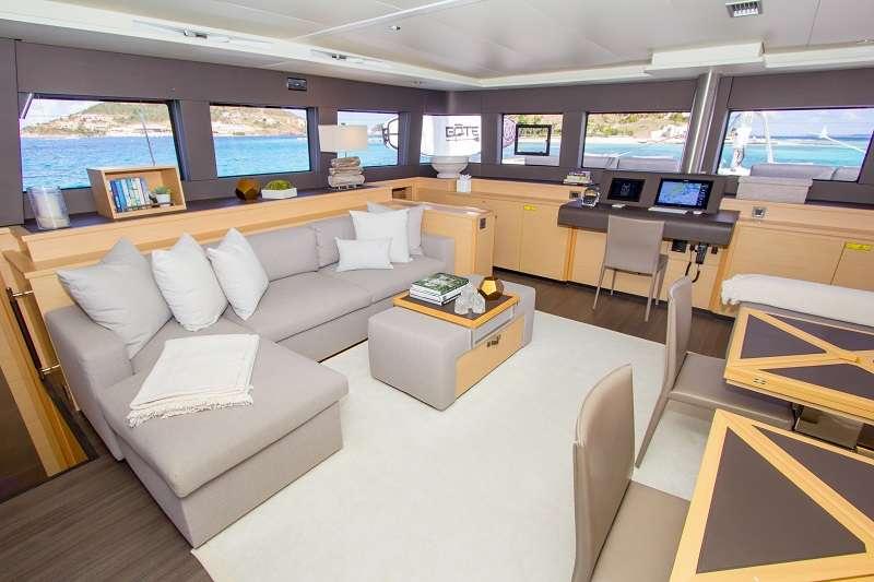 Cat Yacht 'Cat', 6 PAX, 2 Crew, 62.00 Ft, 18.00 Meters, Built 2017, Lagoon, Refit Year