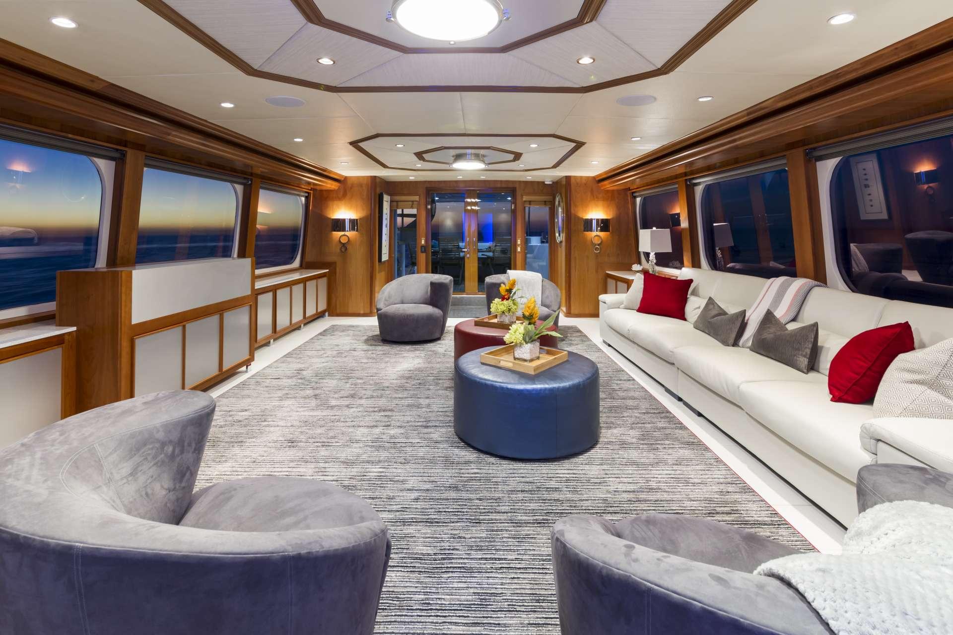 Power Yacht 'Power', 8 PAX, 4 Crew, 110.00 Ft, 33.00 Meters, Built 2004, Broward, Refit Year 2016/17