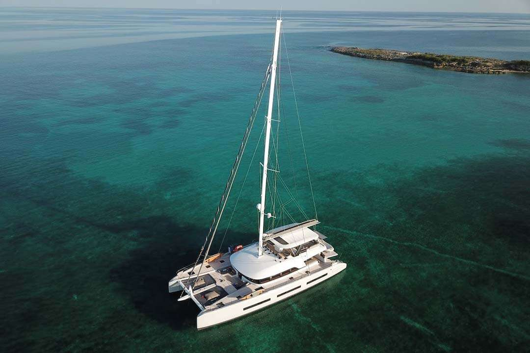 Cat Yacht 'Cat', 8 PAX, 3 Crew, 77.00 Ft, 23.00 Meters, Built 2019, Lagoon, Refit Year