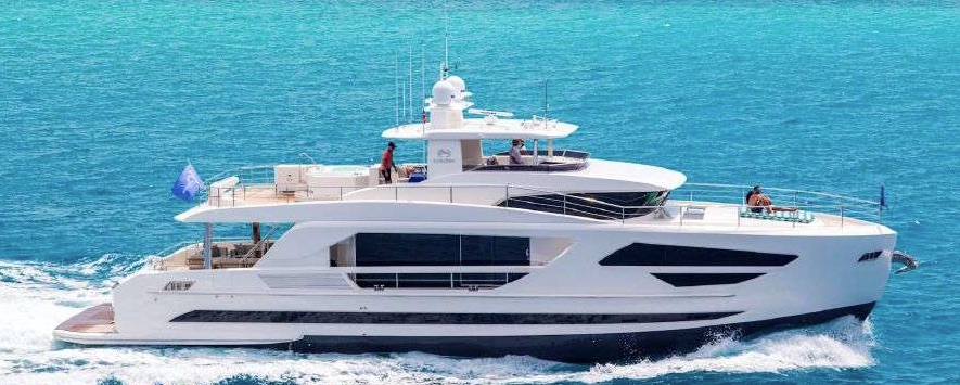 New BVI Motor Yacht Charter - Angeleyes