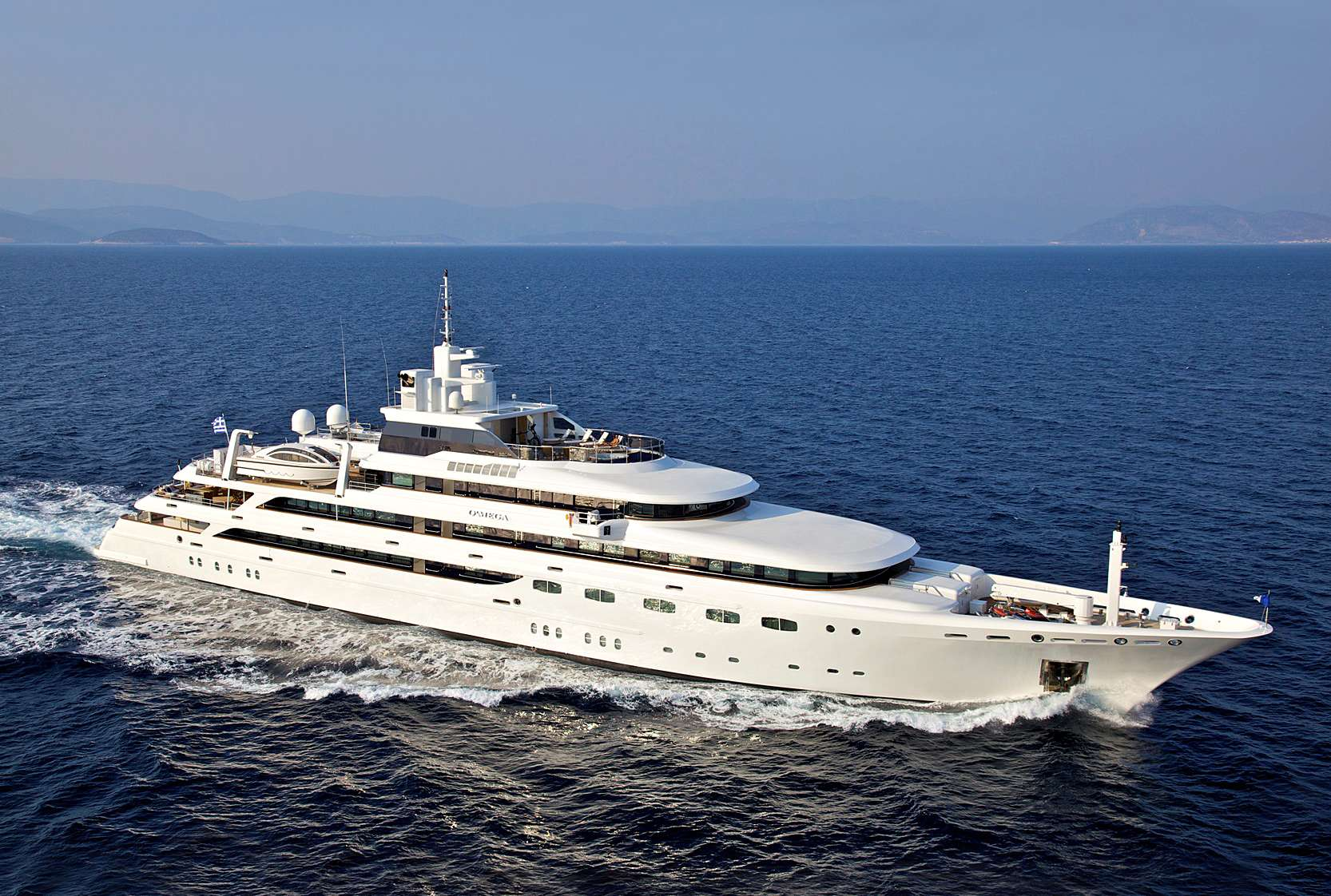 Power Yacht 'Power', 30 PAX, 28 Crew, 270.00 Ft, 82.00 Meters, Built 2004, Mitsubishi, Refit Year 2015