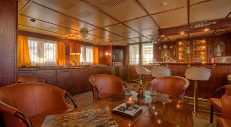 Power Yacht 'Power', 12 PAX, 0 Crew, 155.00 Ft, 47.00 Meters, Built 1982, Husum Schiffswerft GmnH & Co, Refit Year
