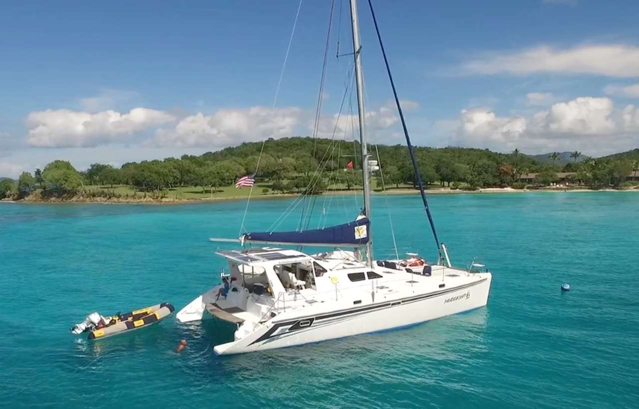 Cat Yacht 'Cat', 6 PAX, 2 Crew, 50.00 Ft, 15.00 Meters, Built 2011, St. Francis, Refit Year Constantly