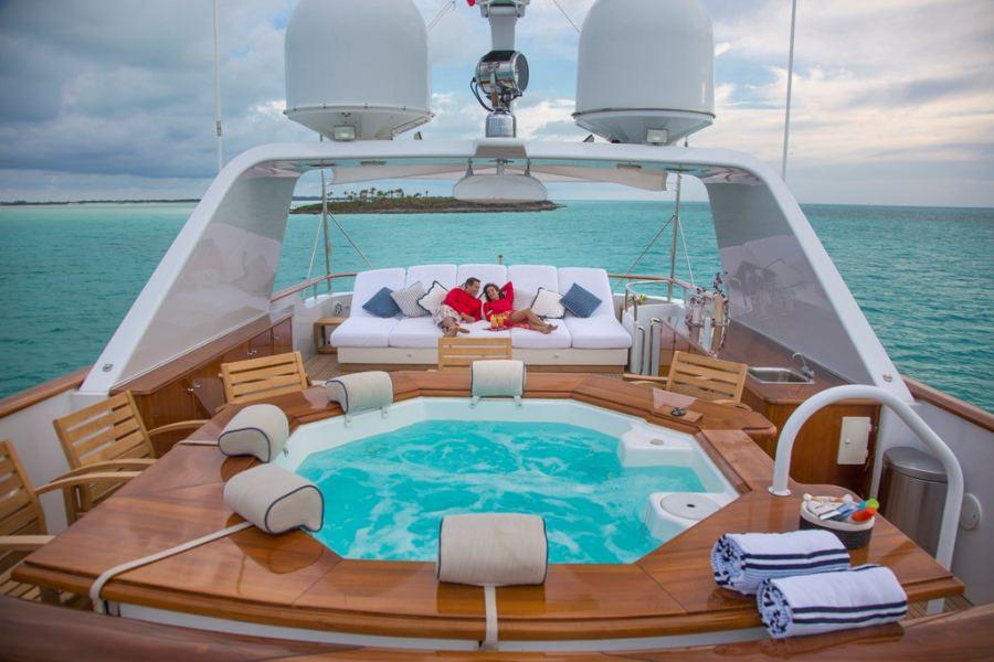 Power Yacht 'Power', 12 PAX, 9 Crew, 142.00 Ft, 43.00 Meters, Built 1997, Palmer Johnson, Refit Year 2017