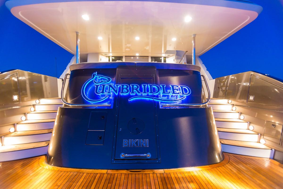 Power Yacht 'Power', 8 PAX, 5 Crew, 116.00 Ft, 35.00 Meters, Built 1994, Crescent, Refit Year 2015