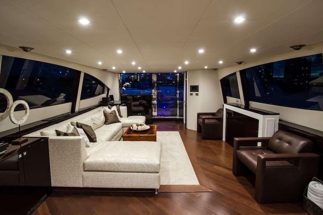 Power Yacht 'Power', 8 PAX,  Crew, 92.00 Ft, 28.00 Meters, Built 2012, Lazzara, Refit Year