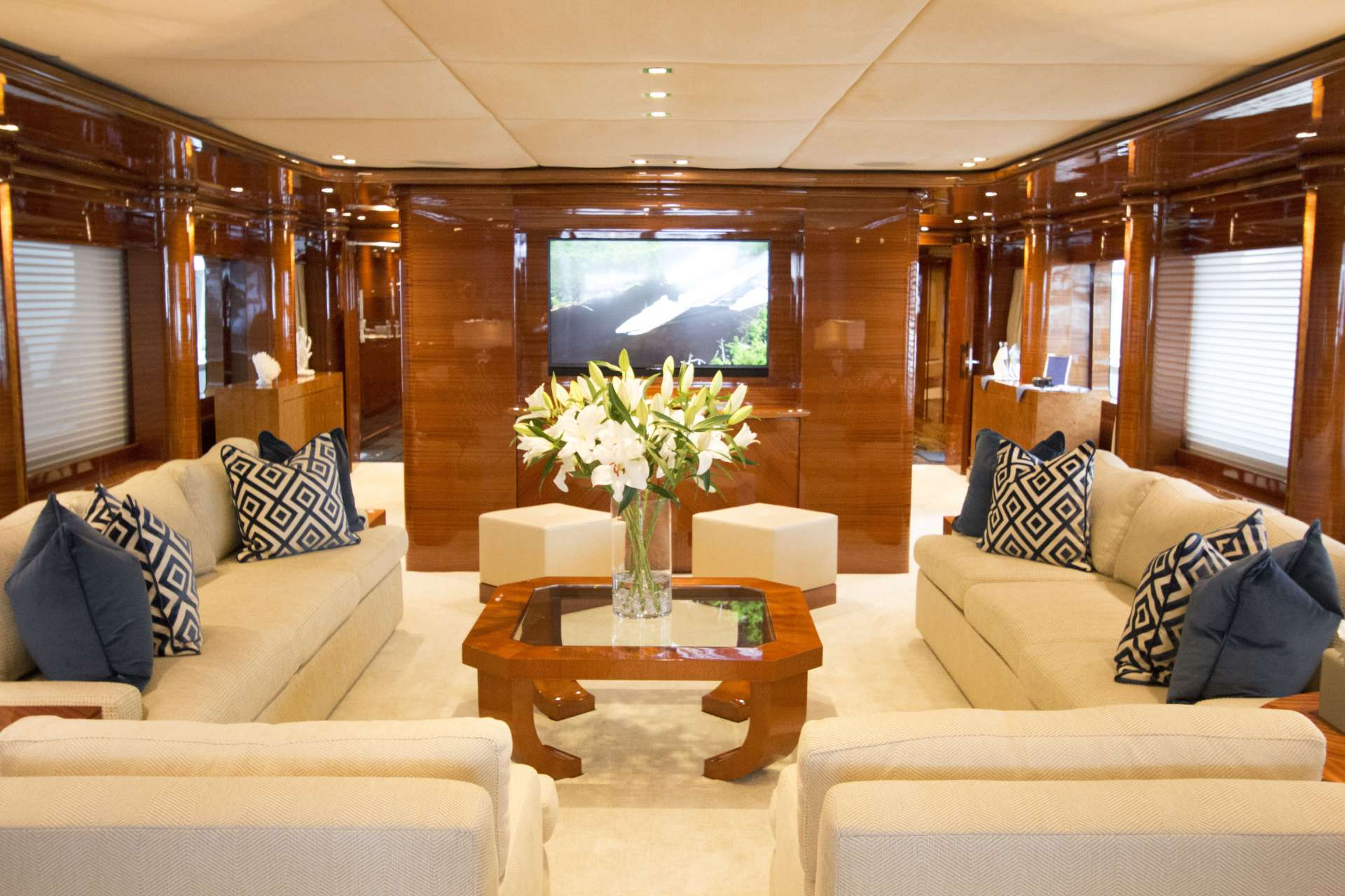 Power Yacht 'Power', 10 PAX, 9 Crew, 164.00 Ft, 50.00 Meters, Built 2010, Trinity Yachts, Refit Year
