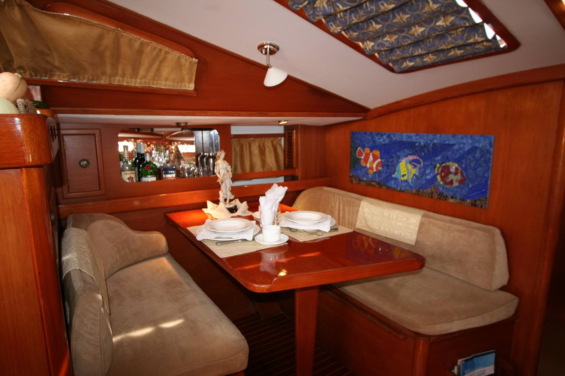 Sail Yacht 'Sail', 6 PAX, 2 Crew, 62.00 Ft, 18.00 Meters, Built 1991, Dynamique Ya, Refit Year 2019