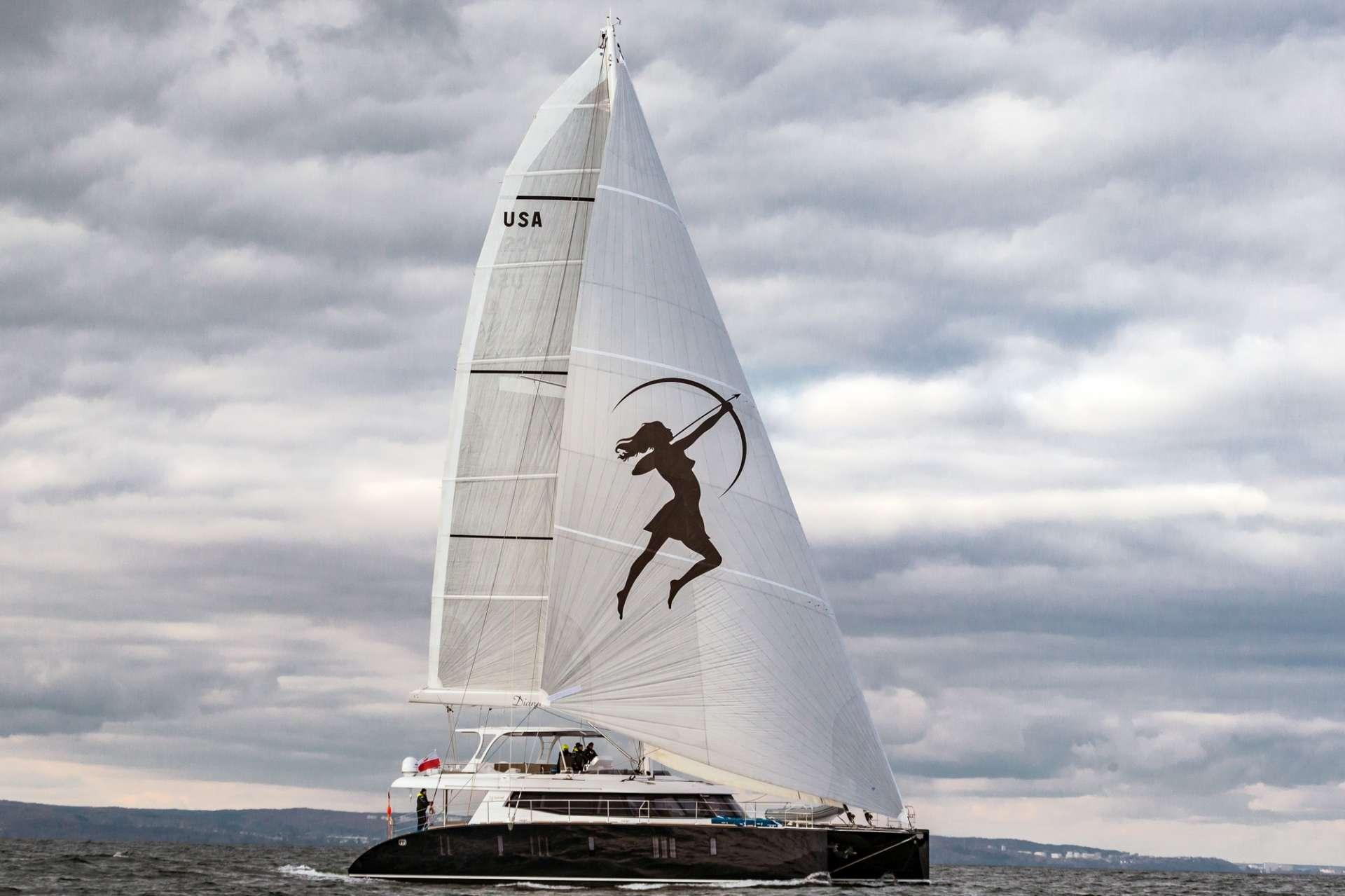 Cat Yacht 'Cat', 8 PAX, 3 Crew, 74.00 Ft, 22.00 Meters, Built 2017, Sunreef Yachts, Refit Year