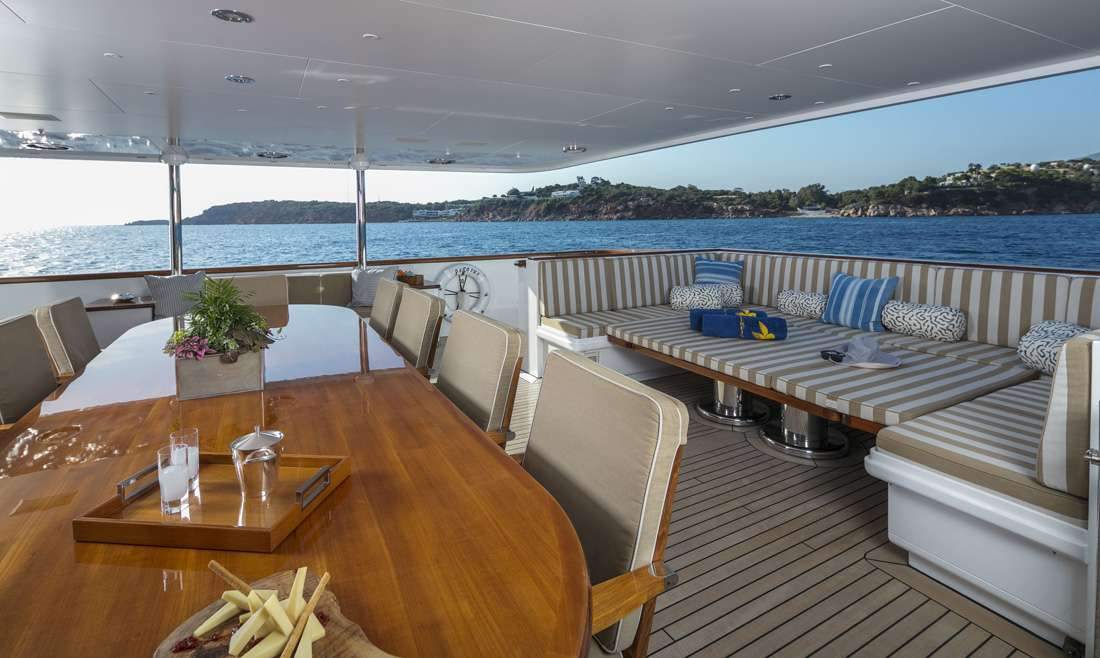 Power Yacht 'Power', 12 PAX, 15 Crew, 173.00 Ft, 52.00 Meters, Built 1997, Feadship, Refit Year 2009