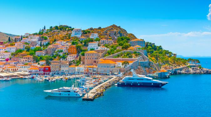 Greek Yacht Charter