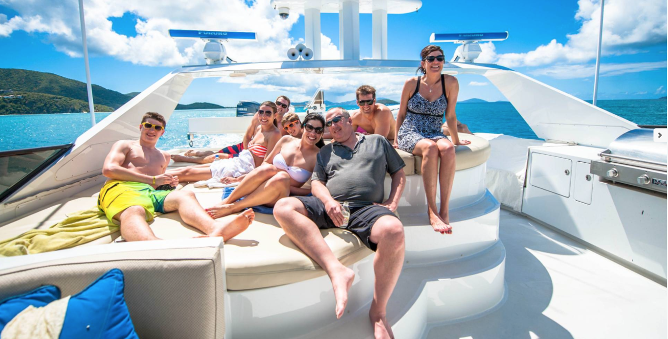 All-inclusive St. Thomas Mega Yacht Charter Special