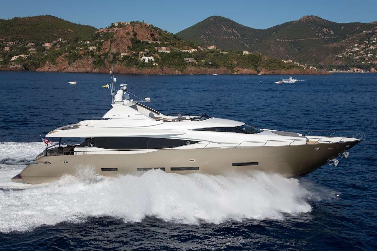 Power Yacht 'Power', 8 PAX, 4 Crew, 94.00 Ft, 28.00 Meters, Built 2014, ., Refit Year 2017