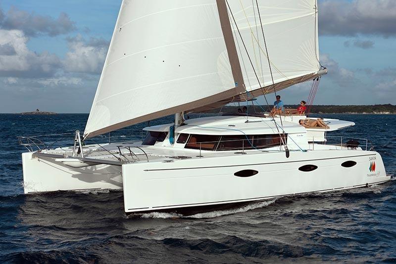 Cat Yacht 'Cat', 10 PAX, 2 Crew, 59.00 Ft, 17.99 Meters, Built 2015, Fontaine-Pajot, Refit Year