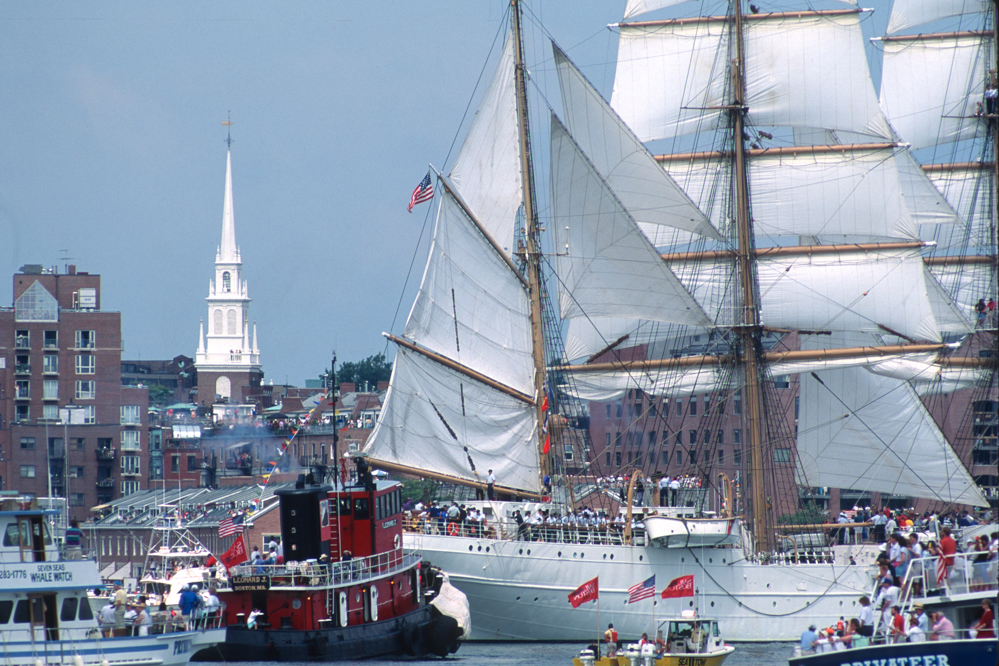 New England Yacht Charter – 10-Day Itinerary